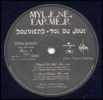 Mylène Farmer Souviens-toi du jour Maxi 33T