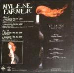 Mylène Farmer Souviens-toi du jour Maxi 33 tours Promo Pochette Verso