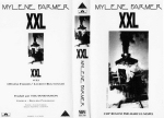 Mylène Farmer XXL CD Maxi Digipack Pochette Recto