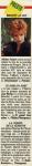 Mylène Farmer Presse - Télé Poche xx février 1991