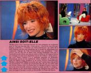 Mylène Farmer Presse - Top 50 - Juin 1988