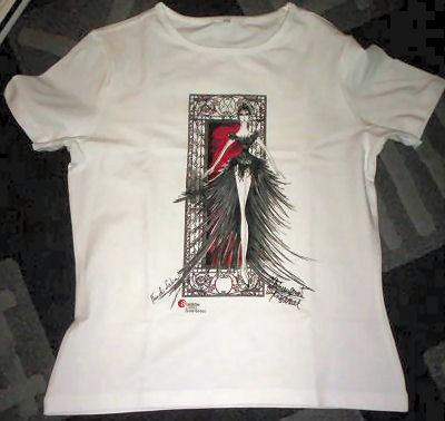 Mylène Farmer Franck Sorbier T Shirt Sephora