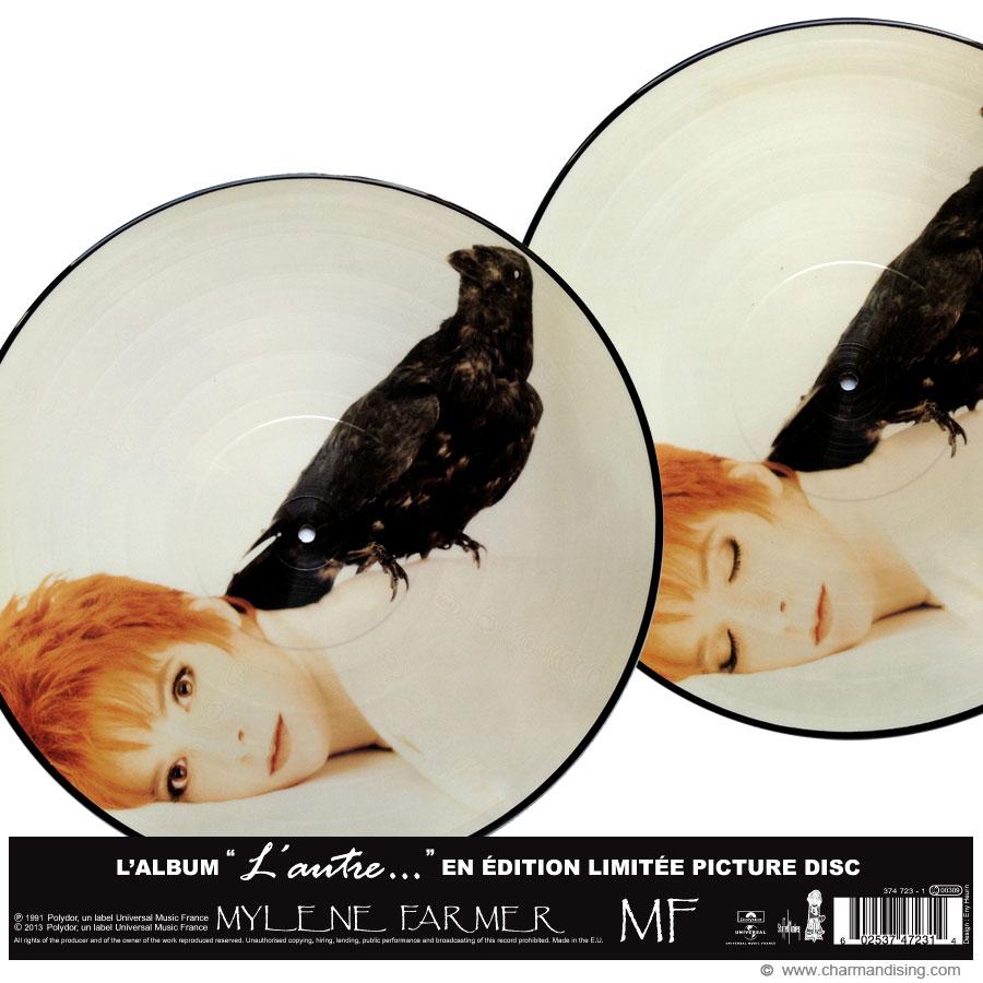 Picture Disc L'autre...
