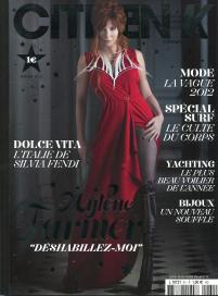Mylène Farmer par Bruno Aveillan pour le magazine Citizen K en 2011
