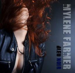 Création de fans Mylène Farmer Bleu Noir par mmd