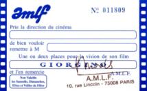 Giorgino Invitation AMLF
