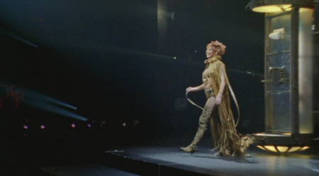 Costume de Franck Sorbier - 1ère tenue du spectacle Avant que l'ombre... à Bercy