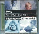 Moby Mylène Farmer Slipping away (Crier la vie) CD Maxi 2
