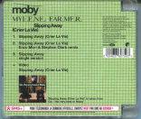 Mylène Farmer Moby Slipping away Crier la vie CD Maxi France 2