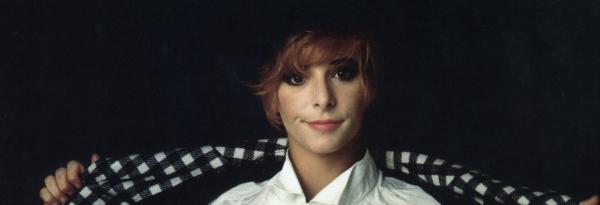 Mylène Farmer 1987 Elsa Trillat