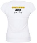 Mylène Farmer Merchandising 2001.2011 T Shirt Blanc Femme