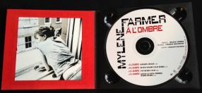 Mylène Farmer À l'ombre CD Maxi 1