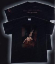 Mylène Farmer Merchandising Avant que l'ombre... à Bercy T-Shirt Album