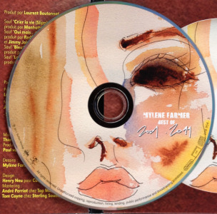Mylène Farmer 2001.2011 CD Digipak
