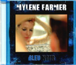 Mylène Farmer Bleu Noir CD Promo Ukraine 2