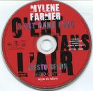 Mylène Farmer C'est dans l'air Tiësto Remix CD Promo Remix France