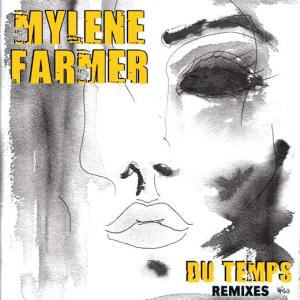 Mylène Farmer Du Temps Maxi 45 Tours