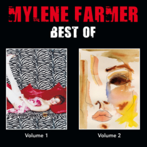 Mylène Farmer Best Of Volume 1 / Volume 2
