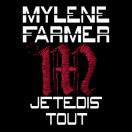 Mylène Farmer Je te dis tout CD Promo