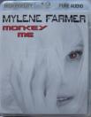 Mylène Farmer Monkey Me Blu-Ray Pure Audio