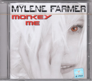 Monkey Me - CD Russie