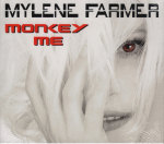 Mylène Farmer Monkey Me CD Fourreau