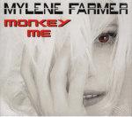 Mylène Farmer Monkey Me CD Fourreau