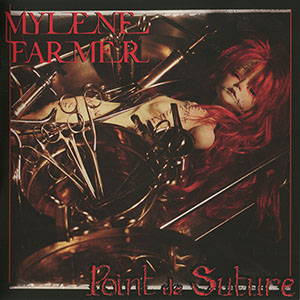 Mylène Farmer - Album Point de Suture