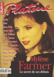 Mylène Farmer Presse Platine Avril 1994
