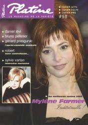 Mylène Farmer Presse Platine Février 2003