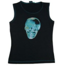 Mylène Farmer Merchandising Tour 2009 Débardeur Skull Femme