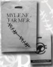 Mylène Farmer Tour 2009 Sac Plastique