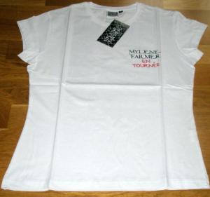 Tour 2009 - T-Shirt En Tournée Femme