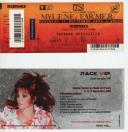 Mylène Farmer Tour 2009 Pack VIP