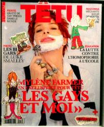 Mylène Farmer Têtu