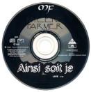 Mylène Farmer & Ainsi soit je Live CD Promo France