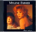 Mylène Farmer Ainsi soit je... CD Canada