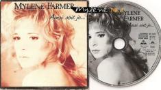 Mylène Farmer & ainsi-soit-je_cd-maxi-france