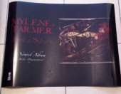 Mylène Farmer Point de Suture PLV