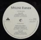 Mylène Farmer &allan-live_maxi-45-tours-france