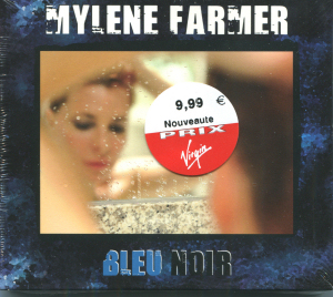 Mylène Farmer Bleu Noir CD Fourreau France