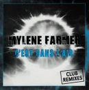 Mylène Farmer - C'est dans l'air - CD Promo Club Remixes 1