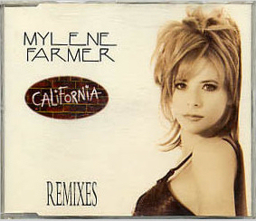 California - CD Maxi Europe (Allemagne)