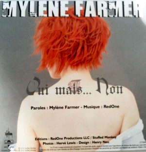Mylène Farmer Oui mais... Non