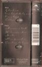Mylène Farmer Cendres de lune Cassette France Premier Pressage