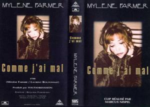 Comme j'ai mal - VHS Promo France