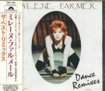 Mylène Farmer Dance Remixes CD Japon