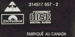 Mylène Farmer Dance Remixes Double CD Canada