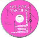 Mylène Farmer Dégénération CD Single France France