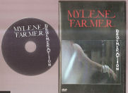 Mylène Farmer Dégénération DVD Promo France
